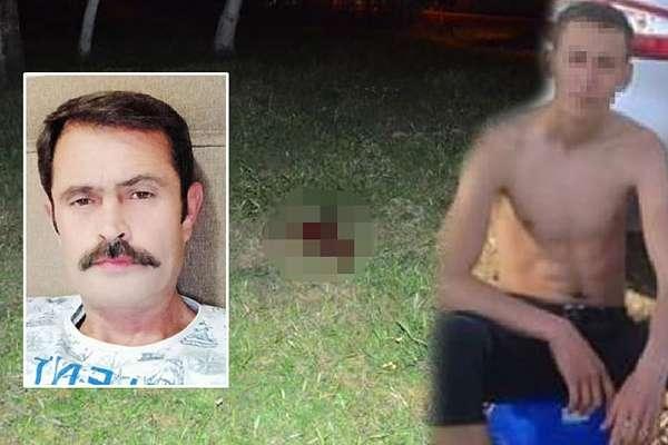 İnfaz yasası ile tahliye olan kişi arkadaşını öldürdü