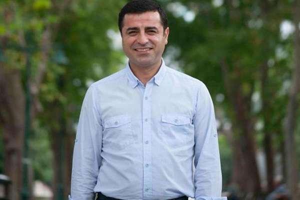 CİMER'e yapılan şikayet gerekçesiyle Demirtaş'a 2012-2016 yıllarında yaptığı konuşmalardan dava açıldı