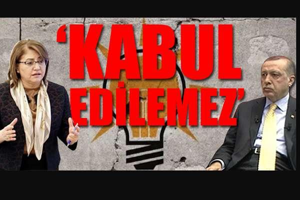 Fatma Şahin: Muhalefetin elinde bulunan belediyelere FETÖ ve PKK benzetmesini doğru bulmuyorum