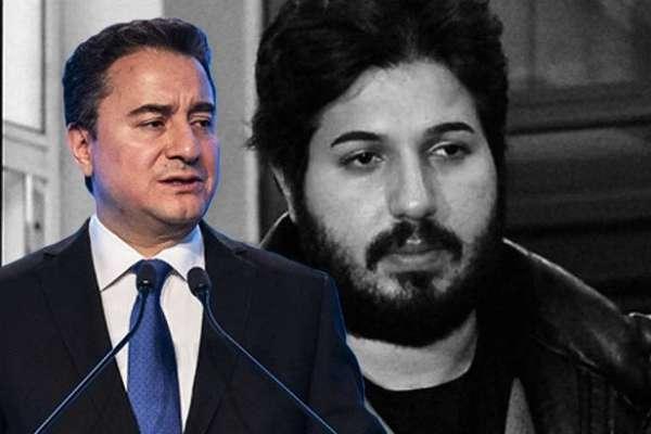 Ali Babacan tehdit edildi: Rıza Sarraf hakkında konuşursan bedelini ödersin