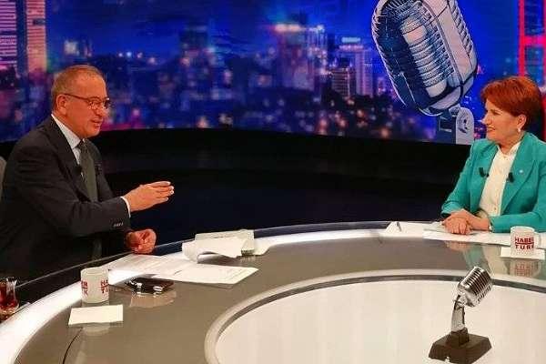 Fatih Altaylı'dan RTÜK cezası yorumu: Bu ceza Meral Akşener'i televizyona çıkarmanın cezası