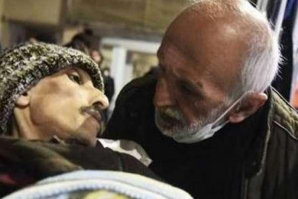 Hayatını kaybeden İbrahim Gökçek'in cenaze töreninde çok sayıda gözaltı