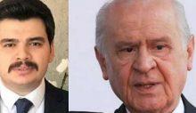 Cenaze için tehdit savurmuştu! Kayseri Ülkü Ocakları İl Başkanı, Bahçeli tarafından görevden alındı