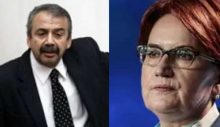 """Sırrı Süreyya Önder'in """"İYİ Parti bize elçi gönderdi"""" iddiasına Akşener'den yanıt"""