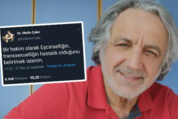 Almanya'da 'eşcinselliği hastalık olarak' gördüğünü açıklayan Türkiyeli doktor Metin Çakır kovuldu