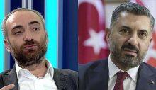İsmail Saymaz ile RTÜK Başkanı Şahin arasında kavga: Senin TV yayıncılığıyla tek bir ilgin olabilir, ara sıra kumandaya basmak