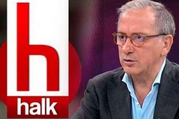 Fatih Altaylı: Kutuplaştırma siyasetinizin bir sonucu… HALK TV bangır bangır geliyor
