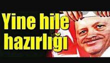 """""""AKP seçime ve oylara müdahale edecek"""" iddiası"""