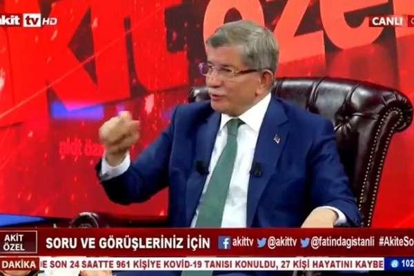 Davutoğlu'ndan darbeci Mehmet Dişli ile ilgili dikkat çeken açıklama: Son gece kanaat değişti