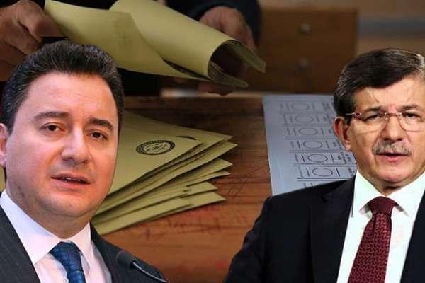 Alman Düşünce Kuruluşu: Babacan ve Davutoğlu'nun yeni partileri çığır açabilir