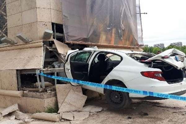 """Ankara Valiliği 'kaçarken kaza yaptı' demişti; gencin """"başından vurulduğu"""" açıklandı"""