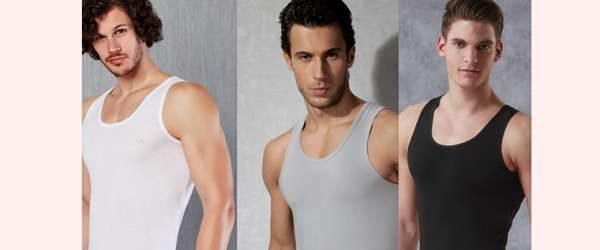 Kaliteli ve Uygun Fiyatlı Erkek Atlet Modelleri