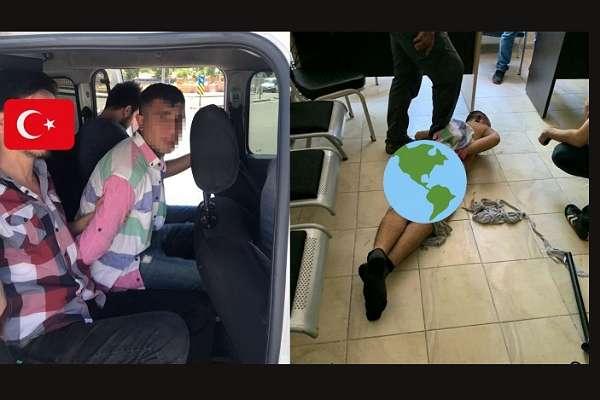 MHP'li vekilin danışmanı 'emniyette işkence' fotoğraflarını paylaştı