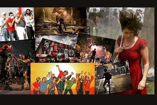 """HDP: """"Gezi, kollektif bir umut hareketi"""""""
