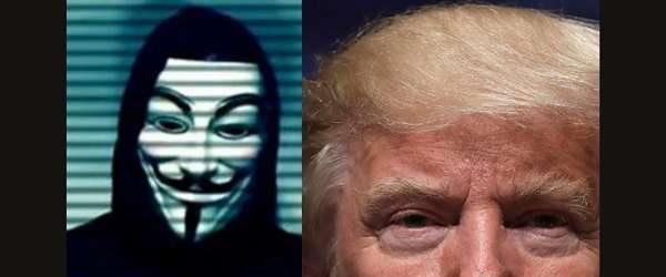 Trump'ın 13 yaşındaki bir çocuğa cinsel istismarda bulunmuş! Anonymous dava evraklarını yayımladı!