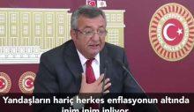 CHP, gerçek enflasyon değerini açıkladı!