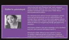 Ölüm tehdidi alan feminist yazar Gülfer Akkaya ile dayanışmak için 24 saatte 565 kadın imza verdi