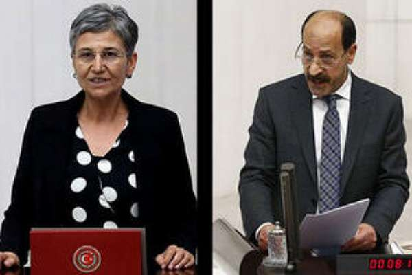 Vekilliği düşürülen HDP'li Musa Farisoğulları gözaltına alındı