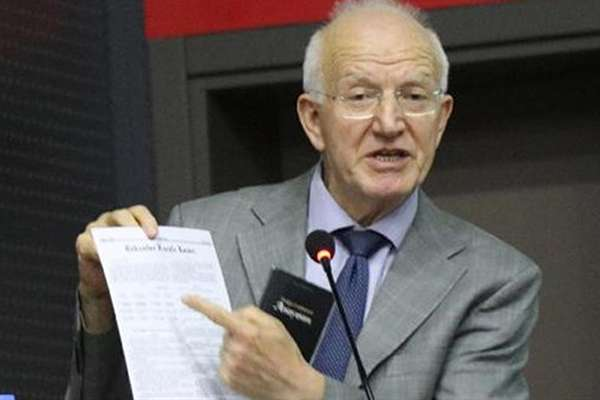 Anayasa Profesörü İbrahim Kaboğlu: Üç vekilin yargı süreci devam ettiğinden Anayasa açıkça ihlal edilmiştir