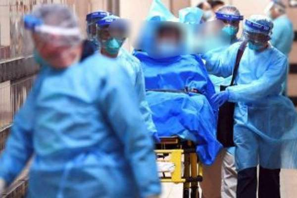 Normalleşme haftasında sadece bir hastanede 12 sağlıkçı koronavirüse yakalandı