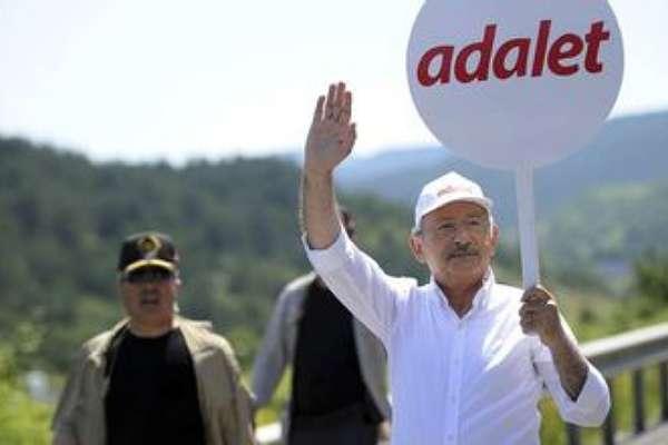 Kemal Kılıçdaroğlu: Bugünkü koşullarda 'Adalet Yürüyüşü'nü yanlış buluyorum