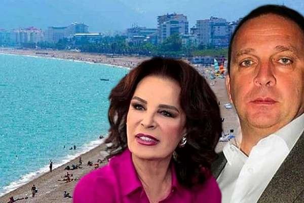 Torpilli damatlar! Konyaaltı Plajı, Koçyiğit'in damadına geçti