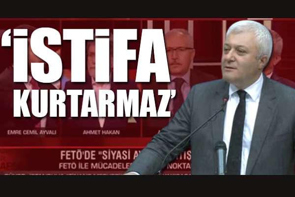 CHP'li Özkan, FETÖ itirafında bulunan AKP'li isimle ilgili savcılara seslendi