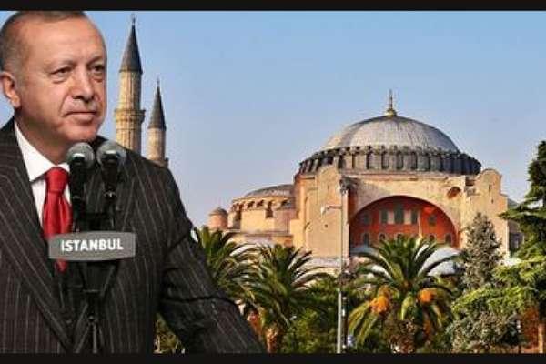 AKP MYK'da sonuç: 'Yeşil top' uygulaması son bulsun, Ayasofya '15 Temmuz'da ibadete açılsın
