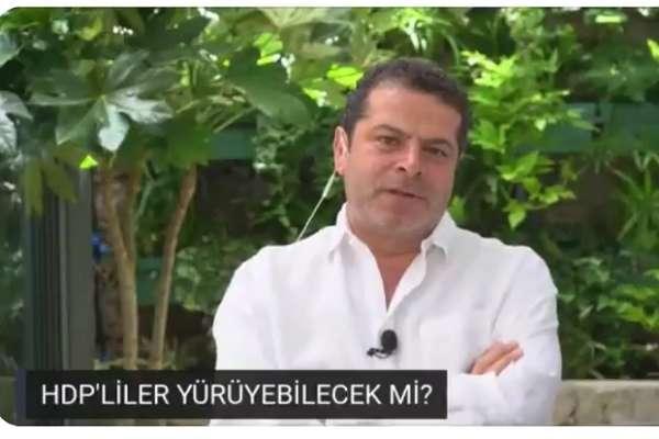 Cüneyt Özdemir'den HDP'ye davet! Özdemir'in 'üstenci' tavrına tepki yağdı