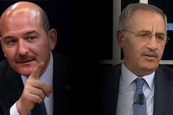Soylu, AKP'li bir ismin dikkat çeken 'yükselişini' yazan Saygı Öztürk'ü hedef aldı