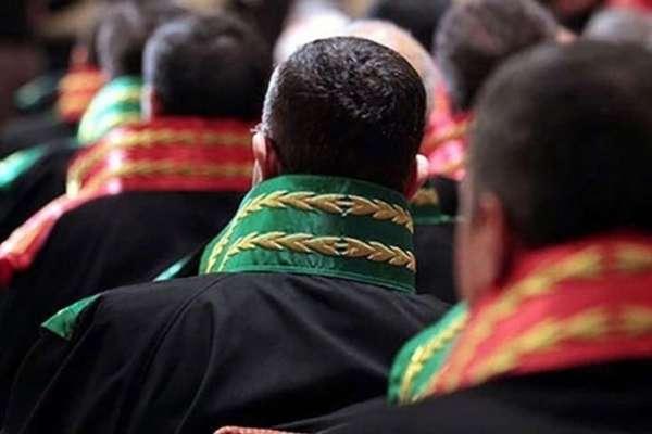 """Yargıçlar Sendikası, 4 bin 628 yargıç ve cumhuriyet savcısının yerinin değiştirilmesine """"sürgün"""" dedi"""