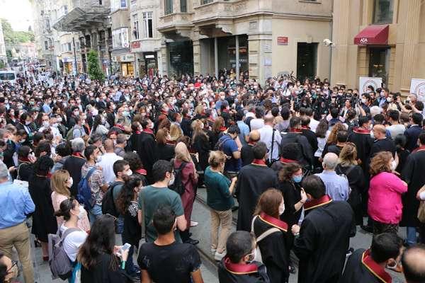 İstanbul Barosu: Engellemeler devam ederse 'Savunma Nöbeti' başlatırız