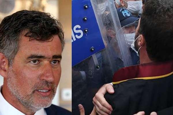 Metin Feyzioğlu: Avukatların itilip kakıldığını bilmiyordum; istifa edecek bir durum yok