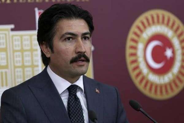 AKP'li Özkan'dan barolara: Demokrasiden bahsedip yürüyüş yapıyorlar!