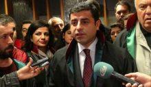 Demirtaş'tan avukatların yürüyüşüne destek