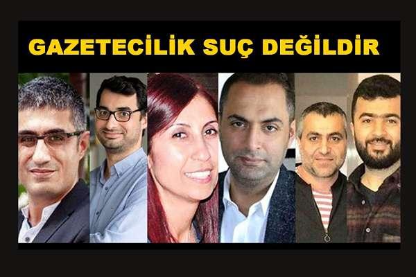 Gazeteciler Barış Terkoğlu, Ferhat Çelik ve Aydın Keser'e tahliye
