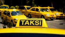 İBB'nin 'taksi projesi' teklifi kabul edilmedi