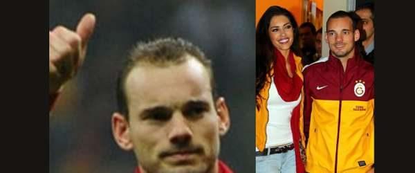 Wesley Sneijder: En büyük hayalim Galatasaray Teknik Direktörü olmak