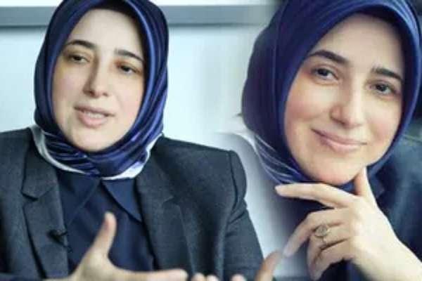 AKP'li Zengin'den 'kadın' açıklaması: Önemli isimlerin eşi bile olamıyordunuz