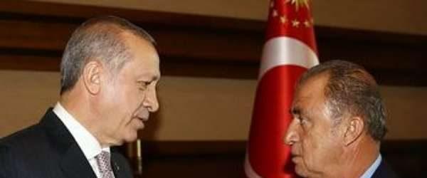 """""""Fatih Terim, Tayyip Erdoğan'ı suçluyor"""""""