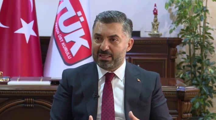 RTÜK Başkanı Ebubekir Şahin, Halkbank Yönetim Kurulu üyeliğine atandı
