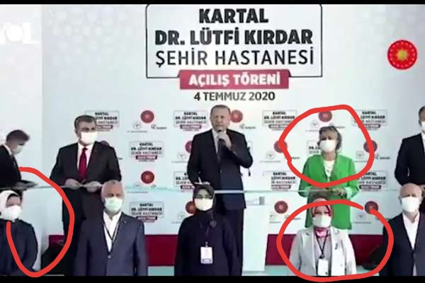 """AKP'den önce 'kadının adı yoktu' diyen Özlem Zengin'e müjde! Erdoğan: """"Sembolik bayan vekil…"""""""