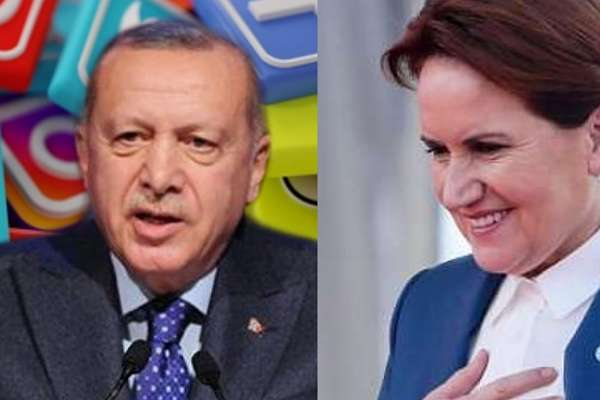 Sosyal medyayı kapatacağını söyleyen Erdoğan, eleştirilere Twitter'dan karşılık verdi!
