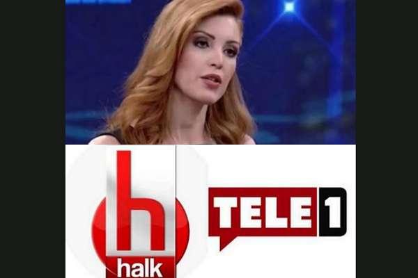 Nagehan Alçı: Tele1 ve Halk TV'nin memlekete hiçbir faydalarını görmüyorum ama…