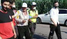 Sakarya'daki patlamada eşinden haber bekleyen şahıs: Hakaretten başka bir şey görmüyoruz