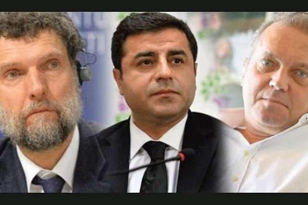 Cem Uzan, HDP seçmenine göz kırptı: Demirtaş serbest bırakılmalı