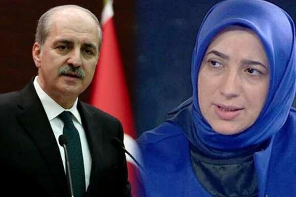 AKP'li Kurtulmuş 'İstanbul Sözleşmesini kaldıracağız' dedi, AKP'li Özlem Zengin'den tepki geldi