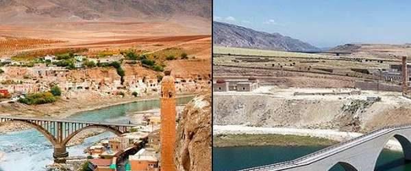 New York Times'tan Hasankeyf yorumu: Gelişmişliğe kurban edilen antik kent