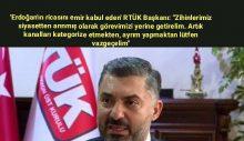 'Erdoğan'ın ricasını emir kabul eden' RTÜK Başkanı'nın pusulası 'milletmiş'