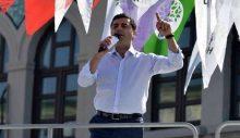 Demirtaş'tan mesaj var: Tüm partiler şimdiden sahada seçim hazırlığına başlamalıdır